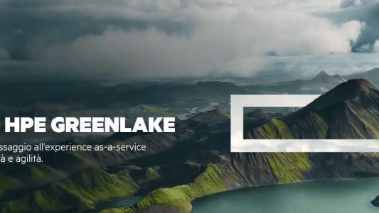 HPE GreenLake: Ripartire con i modelli a consumo