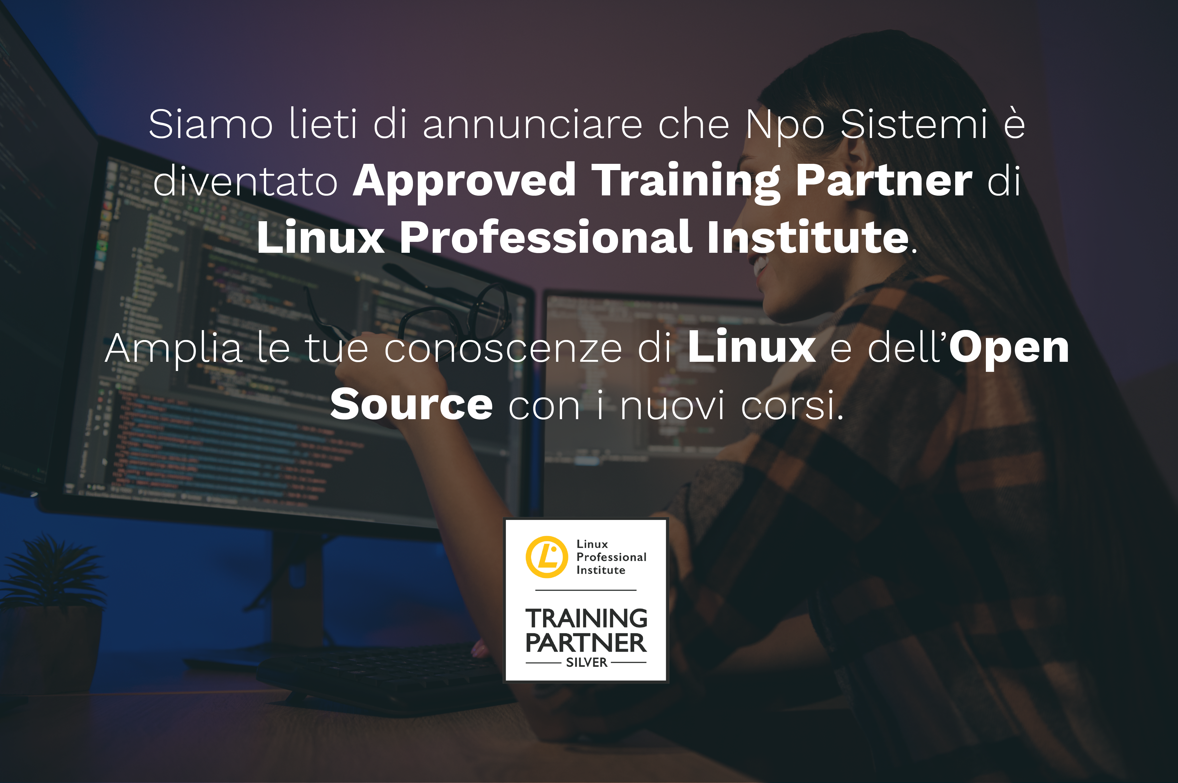 Linux – Npo è Approved Training Partner di LPI